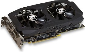 PowerColor Radeon RX 580 Red Dragon V2 3DHD, 8GB GDDR5, DVI, HDMI, 3x DP (AXRX 580 8GBD5-3DHDV2/OC)