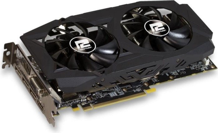 PowerColor Radeon RX 580 Red Dragon V2, 8GB GDDR5, DVI, HDMI, 3x DP (AXRX 580 8GBD5-3DHDV2/OC)