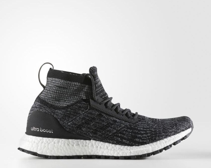 adidas ultra boost black herren