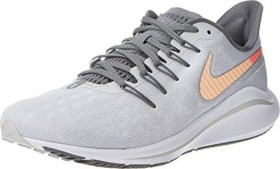 Nike Air Zoom Vomero 14 pure platinum/cool grey/lava glow/crimson tint (Damen) (AH7858-005)