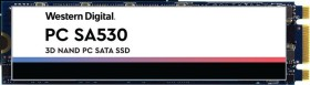 Western Digital PC SA530 3D NAND SATA SSD 256GB, SED, M.2 (SDATN8Y-256G)