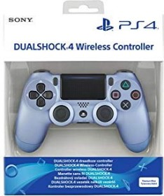 Sony DualShock 4 2.0 Controller wireless titanium blue (PS4) (9949305)
