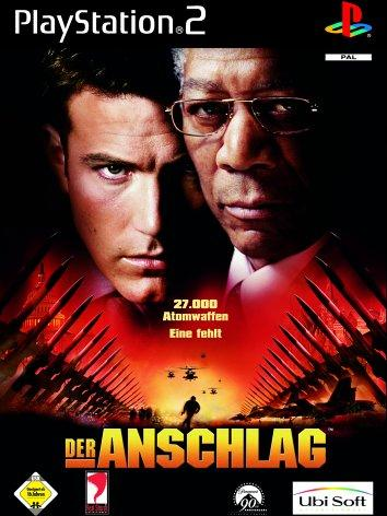 Der Anschlag - Sum of All Fears (deutsch) (PS2) -- via Amazon Partnerprogramm