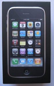 Apple iPhone 3GS 8GB black