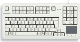 Cherry G80-11900 Touchboard hellgrau, USB, UK (G80-11900LUMGB-0)
