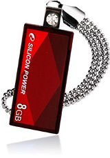 Silicon Power Touch 810 rot 16GB, USB-A 2.0 (SP016GBUF2810V1R)