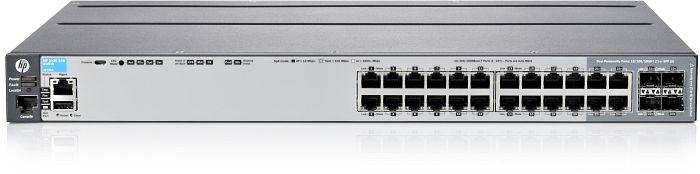 Hp Aruba 2920 24g Rackmount Gigabit Managed Switch 20x Rj