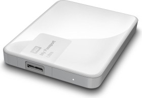 Western Digital WD My Passport Ultra Metal Edition weiß 1TB, USB 3.0 Micro-B (WDBGPU0010BWT)