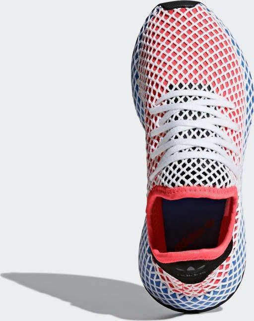 adidas Deerupt Runner solar redbluebird | Preisvergleich