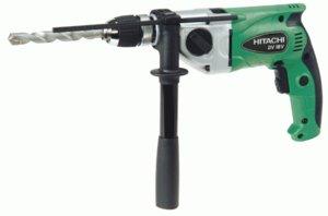 Hitachi DV18V Elektro-Schlagbohrmaschine inkl. Koffer (932.117.46)