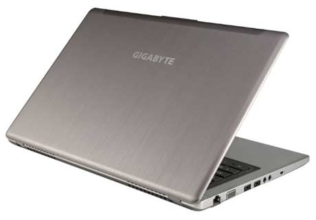 Gigabyte U2442N, Core i5-3210M, 8GB RAM, 878GB, Windows 7 Home Premium (9WU2442NO-DE-A-001)