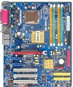 Albatron PX925X Pro, i925X [dual PC2-4200U DDR2]
