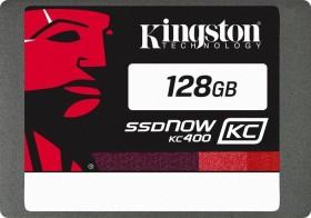Kingston SSDNow KC400 128GB, SATA (SKC400S37/128G)