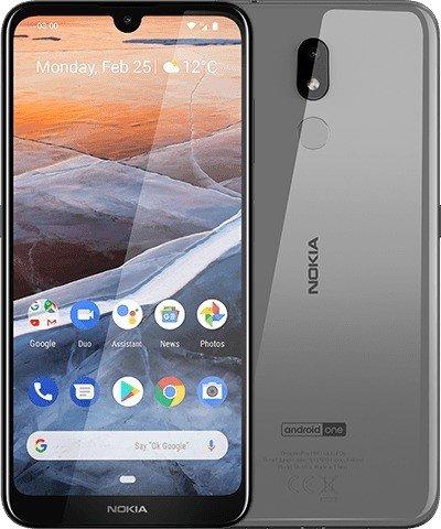 Nokia 3.2 Dual-SIM 32GB grau