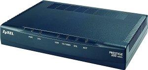 ZyXEL Prestige 623 router ADSL (91-004-359003)