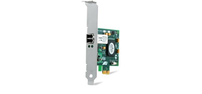 Allied Telesis 2911 Serie, LC-Duplex, PCIe x1 (AT-2911SX/LC)