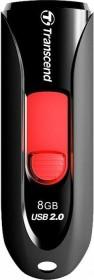 Transcend JetFlash 590 schwarz 4GB, USB-A 2.0 (TS4GJF590K)