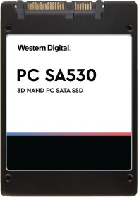 Western Digital PC SA530 3D NAND SATA SSD 1TB, SED, SATA (SDATB8Y-1T00)