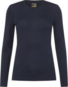 Icebreaker Merino 200 Oasis Crewe Shirt langarm midnight navy (Damen) (104375-423)
