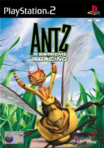 Antz Extreme Racing (niemiecki) (PS2) (PS2-221) -- via Amazon Partnerprogramm