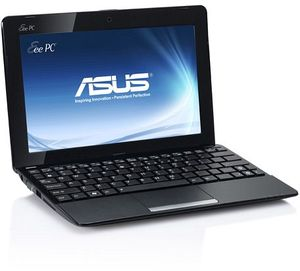 ASUS Eee PC 1015BX-BLK241S black, UK
