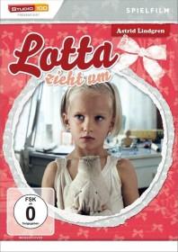 Lotta zieht um - Der Spielfilm (DVD)