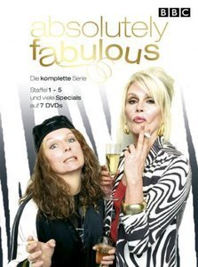 Absolutely Fabulous Season Box (Season 1-5)