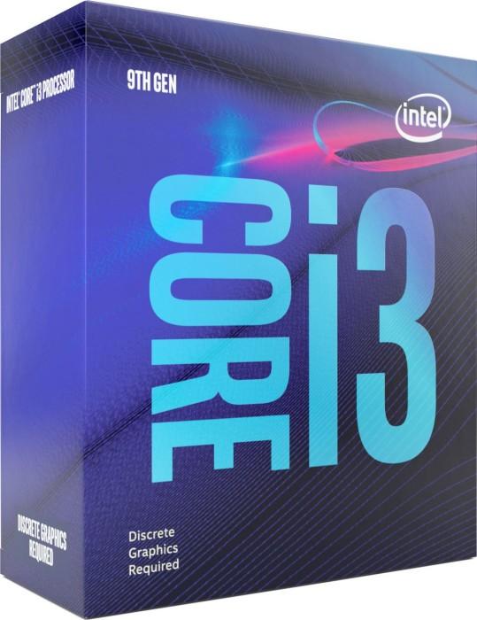 Intel Core i3-9100F, 4x 3.60GHz, boxed (BX80684I39100F)