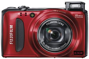 Fujifilm FinePix F500EXR red (4003976)