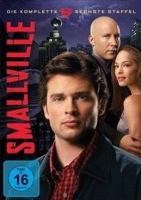 Smallville Season 6 (DVD)
