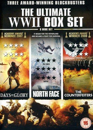North Face (Blu-ray) (UK) -- via Amazon Partnerprogramm