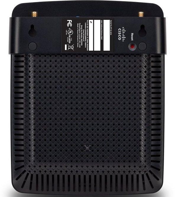 Linksys E1700 Single Band N300 with Gigabit Anschluss E1700-EJ ...