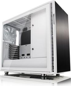 Fractal Design Define R6 White TG, Glasfenster, schallgedämmt (FD-CA-DEF-R6-WT-TG)