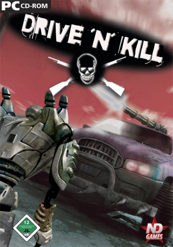Drive 'N' Kill (deutsch) (PC) -- via Amazon Partnerprogramm