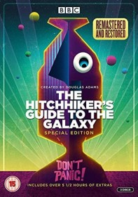 The Hitchhiker's Guide to the Galaxy (2005) (DVD) (UK)
