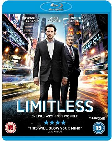 Limitless (Blu-ray) (UK) -- via Amazon Partnerprogramm