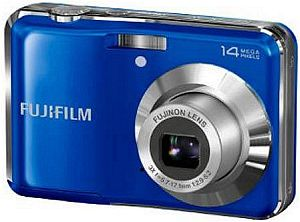 Fujifilm FinePix AV200 blue