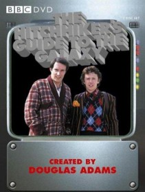 The Hitchhiker's Guide to the Galaxy (2005) (Blu-ray) (UK)