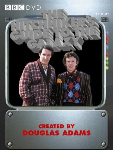 The Hitchhiker's Guide to the Galaxy (2005) (Blu-ray) (UK) -- via Amazon Partnerprogramm