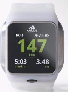 adidas miCoach Smart Run biały (AC5983) -- ©adidas.at