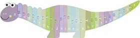 Nici Orange Tree Toys - ABC Puzzle Dinosaurier (46011)