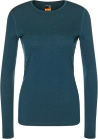 Icebreaker Merino 200 Oasis Crewe Shirt langarm nightfall (Damen) (104375-426)