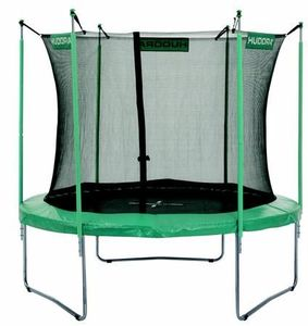 Hudora Trampoline with Safety Net 305cm (65151/02)