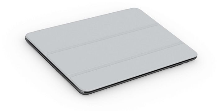 Apple iPad mini Smart Cover light grey (MD967ZM/A)