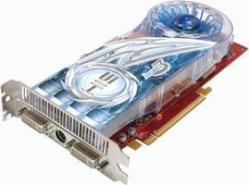 HIS Radeon X1950 Pro IceQ 3 Turbo (Rev 2.0), 256MB DDR3, 2x DVI (H195PRQT256DD-R-V2)