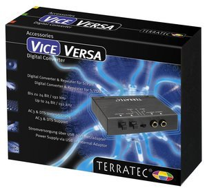 TerraTec Vice Versa digital Converter (6120)