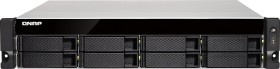 QNAP Turbo Station TS-873U-8G 80TB, 4x Gb LAN, 2x 10Gb SFP+, 2HE