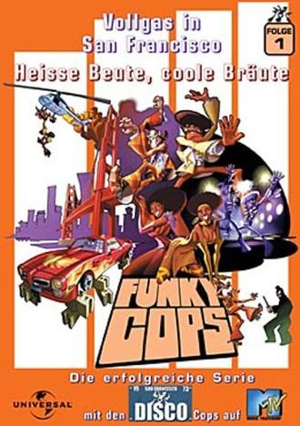 Funky Cops Vol. 1 -- via Amazon Partnerprogramm