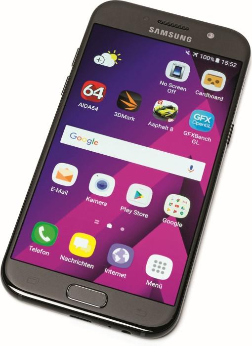 1117608ac4ad75 Samsung Galaxy A5 (2017) A520F schwarz ab € 257,95 (2019)   Preisvergleich  Geizhals Deutschland