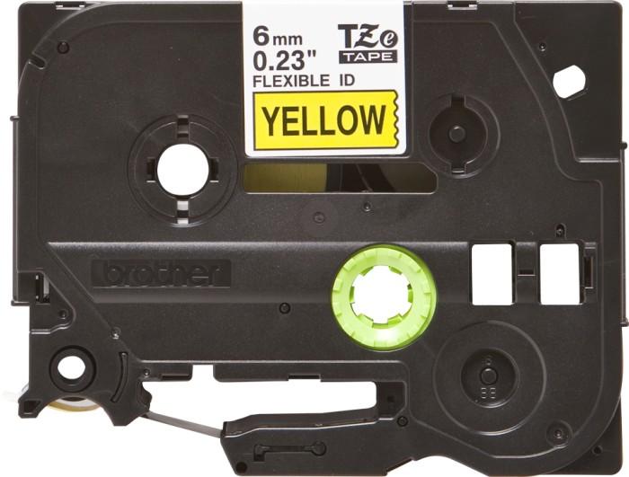4977766692991 brother TZe-Tape TZe-FX611 Flexi-Tape Schriftbandkassette